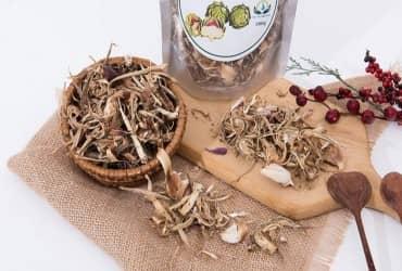 Cách nấu hoa Atiso sấy khô làm nước uống thanh lọc cơ thể